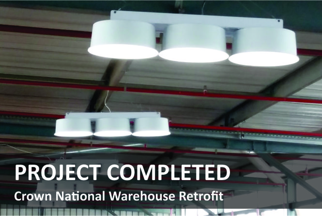 Bidvest Crown National Warehouse Pure Light Led Products